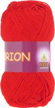 Пряжа Vita cotton ORION 4578 алый