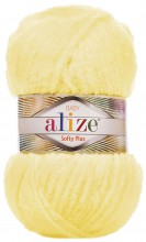 Пряжа Alize SOFTY PLUS 13 св.лимон