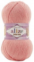 Пряжа Alize COTTON GOLD 460 роза