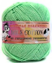 Пряжа Color City МИЛК КОТТОН (MILK COTTON) 024 экзотик