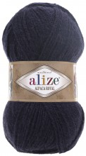 Пряжа Alize ALPACA ROYAL 58 т.синий