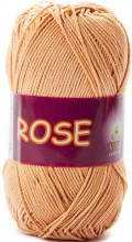 Пряжа Vita cotton ROSE 4253 крем-брюле