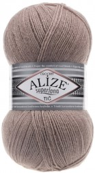 Пряжа Alize SUPERLANA TIG 541 норка