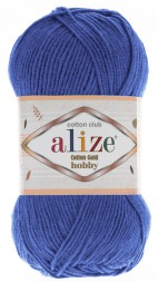Пряжа Alize COTTON GOLD HOBBY 141 василек