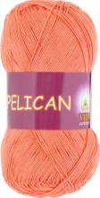 Пряжа Vita cotton PELICAN 4003 персик