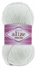 Пряжа Alize COTTON GOLD 533 пепел