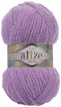 Пряжа Alize SOFTY PLUS 47 сирень
