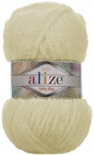 Пряжа Alize SOFTY PLUS 160 медовый
