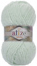 Пряжа Alize SOFTY PLUS 464 бл.салат