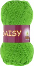 Пряжа Vita cotton DAISY 4407 молодая зелень