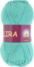 Пряжа Vita cotton LIRA 5028 мята