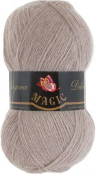 Пряжа Magic ANGORA DELICATE 1106 св.какао