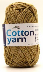 Пряжа Artland COTTON YARN горчица