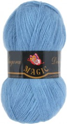 Пряжа Magic ANGORA DELICATE 1114 джинс