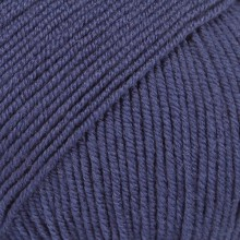 Пряжа Drops BABY MERINO UNI COLOUR 13 т.синий