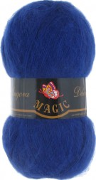 Пряжа Magic ANGORA DELICATE 1115 т.синий