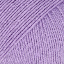 Пряжа Drops BABY MERINO UNI COLOUR 14 сирень