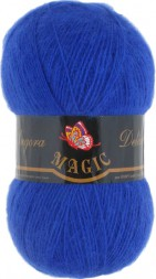 Пряжа Magic ANGORA DELICATE 1116 василек