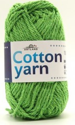 Пряжа Artland COTTON YARN салат