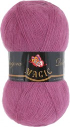 Пряжа Magic ANGORA DELICATE 1120 п.роза