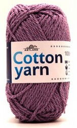 Пряжа Artland COTTON YARN св.сирень