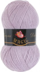 Пряжа Magic ANGORA DELICATE 1121 св.п.сирень