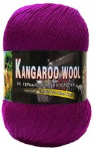 Пряжа Color City KANGAROO WOOL 229 мальва