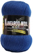 Пряжа Color City KANGAROO WOOL 2303 джинс