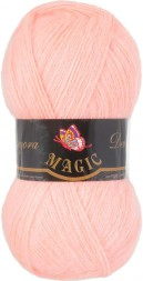 Пряжа Magic ANGORA DELICATE 1126 персик