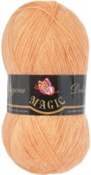Пряжа Magic ANGORA DELICATE 1127 т.персик