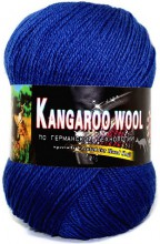 Пряжа Color City KANGAROO WOOL 2313 синий