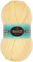 Пряжа Nako ATLANTIC 1268 экрю