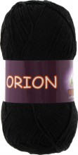Пряжа Vita cotton ORION 4552 черный
