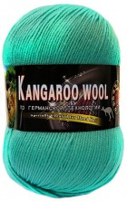 Пряжа Color City KANGAROO WOOL 2451 саванна