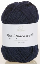 Пряжа Infinity Design BIG ALPACA WOOL 5575 синий