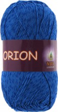 Пряжа Vita cotton ORION 4562 т.синий
