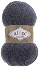 Пряжа Alize ALPACA ROYAL 203 джинс